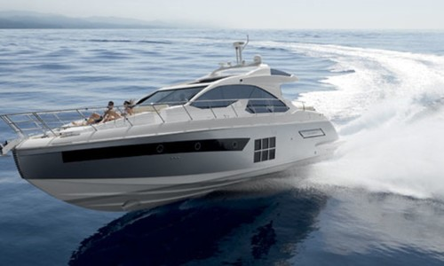 Image of Azimut Yachts 55S for sale in United States of America for $1,359,900 (£972,399) Port Washington, New York, United States of America