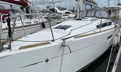 Image of Jeanneau Sun Odyssey 349 for sale in United Kingdom for £89,950 Swanwick, United Kingdom