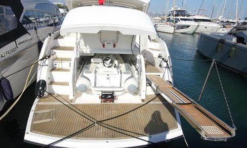 Image of Sunseeker San Remo 485 for sale in France for £645,000 La Napoule, France