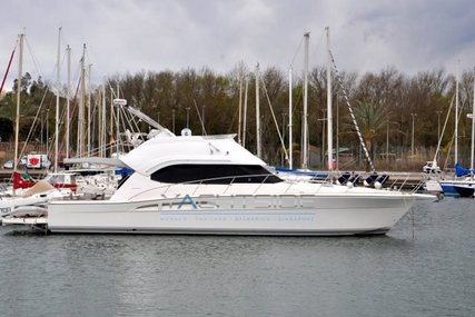 Riviera 47 for sale in France for €315,000 (£272,909)