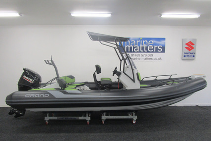 Grand DRIVE D600 RIB for sale in United Kingdom for £46,995