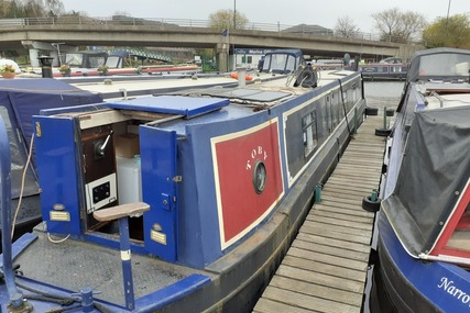 Pat Buckle 50ft Narrowboat Called Toby for sale in United Kingdom for £27,995