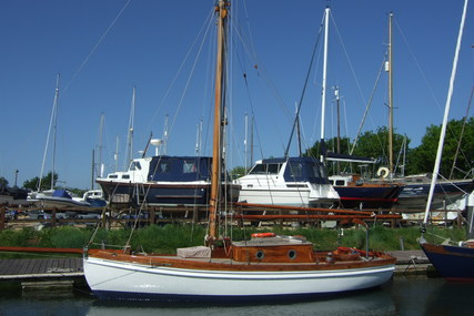 Custom 25' Itchen Ferry Gaff Cutter for sale in United Kingdom for £23,000