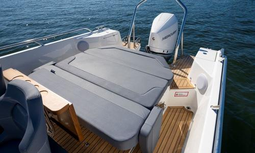 Image of Nimbus T8 T-Top for sale in Spain for €89,548 (£77,837) Spain