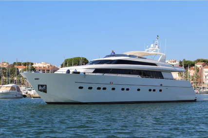 Sanlorenzo 88 for sale in Spain for €1,700,000 (£1,475,400)
