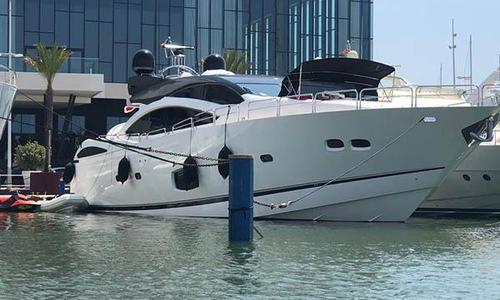 Image of Sunseeker Predator 92 for sale in Portugal for €2,500,000 (£2,151,111) vilamoura, Portugal