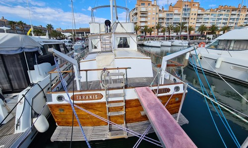 Image of Grand Banks 42 Classic for sale in France for €89,000 (£77,379) HYERES, France