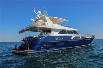 Van Der Valk Continental 2 for sale in Cyprus for €1,350,000 (£1,171,977)