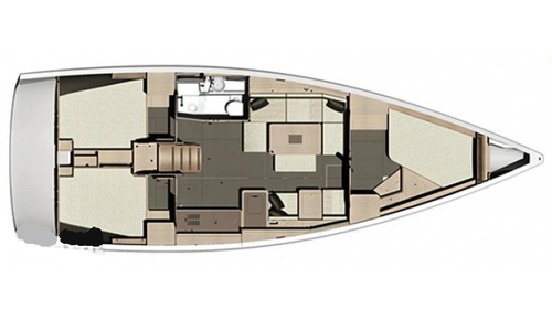 Image of Dufour Yachts 360 for sale in Spain for £140,000 Spain