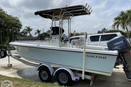Sailfish 218CC for sale in United States of America for $22,000 (£16,048)