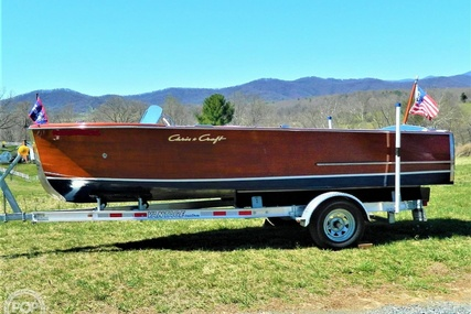 Chris-Craft 18' Sportsman for sale in United States of America for $26,900 (£19,077)