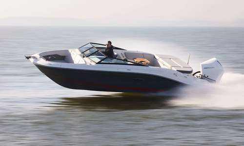 Image of Sea Ray 230 SPXE Outboard for sale in United Kingdom for £89,050 Boats.co., United Kingdom