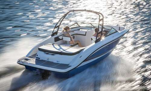 Image of Sea Ray 210 SPXE for sale in United Kingdom for £61,850 Boats.co., United Kingdom