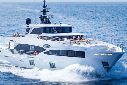 Majesty Majesty 100 for sale in France for €5,600,000 (£4,814,926)