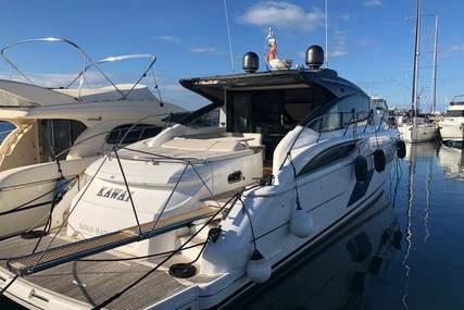 Princess V58 for sale in Spain for €980,000 (£852,493)
