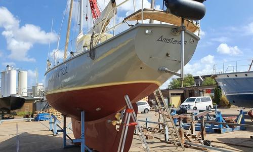 Image of L. Van De Wiele Corvo Sloop for sale in Netherlands for €32,500 (£28,288) Sixhaven, Amsterdam, Netherlands