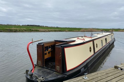 Liverpool Boats 58 Trad for sale in United Kingdom for £48,000