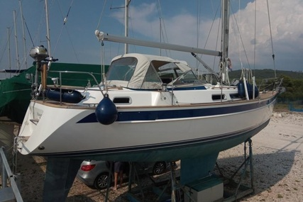 Hallberg-Rassy 37 for sale in Croatia for €215,000 (£186,595)