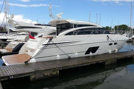 Princess V52 for sale in France for £550,000