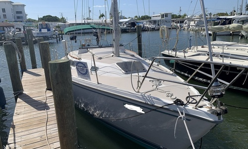 Image of Catalina 30 MkII for sale in United States of America for $24,000 (£17,198) Fort Myers, Florida, United States of America