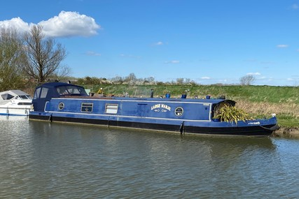 Viking Canal Boats 55 Wide Beam for sale in United Kingdom for £104,000