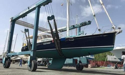 Image of Jeanneau Sun Odyssey 54 DS for sale in Virgin Islands of the United States for $319,000 (£229,753) St. Croix, Virgin Islands of the United States