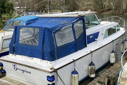 Colvic 28 Cabin Cruiser for sale in United Kingdom for £15,000