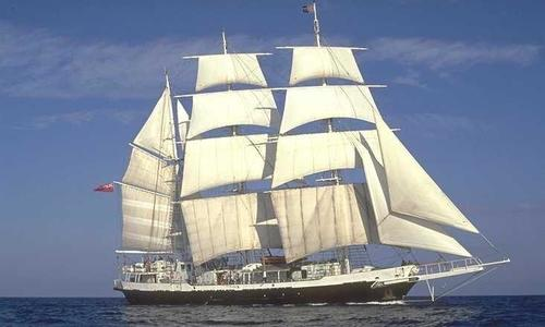 Image of 140ft THREE-MASTED BARQUE SAIL TRAINING TALL SHIP for sale in United Kingdom for £1,200,000 Somerset, United Kingdom