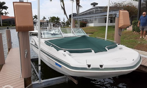 Image of Hurricane SunDeck 237 for sale in United States of America for $11,900 (£8,544) Marco Island, Florida, United States of America