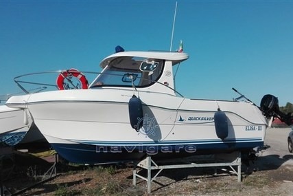 Quicksilver 580 Pilothouse for sale in Italy for €18,000 (£15,629)