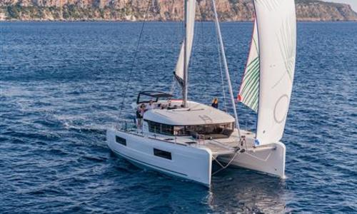 Image of Lagoon 40 for sale in Spain for €296,000 (£253,581) Barcelona, Spain