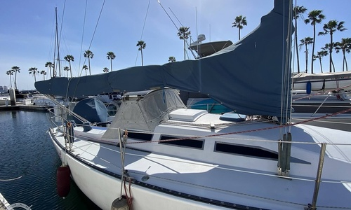 Image of Wilderness Yachts 40 Mull Wilderness for sale in United States of America for $36,500 (£26,513) Long Beach, California, United States of America