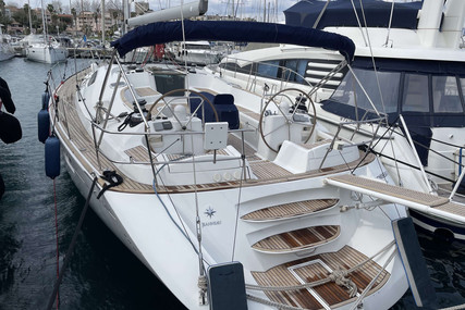 Jeanneau Sun Odyssey 54 DS for sale in France for €210,000 (£182,338)