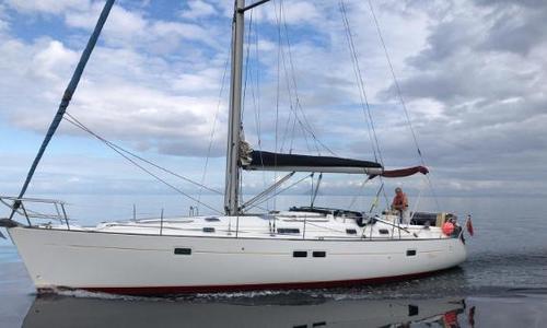 Image of Beneteau Oceanis 411 for sale in Ireland for £74,500 Carrickfergus, Ireland