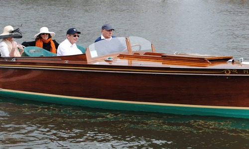 Image of GIBBS AND SON Thames Launch for sale in United Kingdom for £35,000 Henley on Thames, United Kingdom
