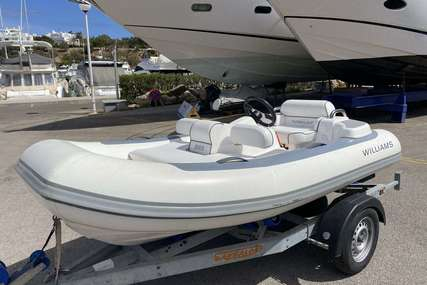 Williams Turbojet 285s 100 Hp for sale in Spain for £16,950