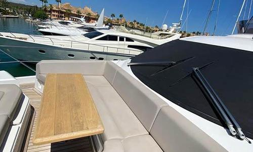 Image of Sunseeker Manhattan 66 for sale in Spain for £1,695,000 Gibraltar, Spain