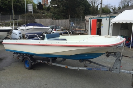 seaskate Dory 16 - with late engine with warranty (not dell quay orkney dory plancraft) for sale in United Kingdom for £5,950