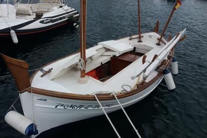 Majoni Cala Gamba Llaut for sale in Spain for €7,995 (£6,942)