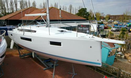 Image of Jeanneau Sun Odyssey 410 for sale in United Kingdom for £279,950 Chichester, United Kingdom