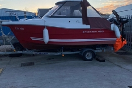 Spectrum 480 for sale in United Kingdom for £15,000