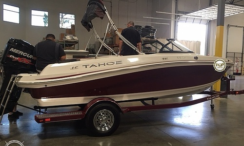 Image of Tahoe 550 TS for sale in United States of America for $28,900 (£20,512) Needles, California, United States of America