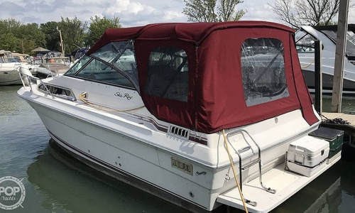 Image of Sea Ray 270 Sundancer for sale in United States of America for $18,750 (£13,436) Marblehead, Ohio, United States of America
