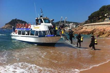 Commercial Snorkelling Day Cruiser Fishing Boat for sale in Spain for €66,000 (£56,906)