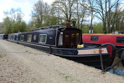 Narrowboat 69' Pro-Build Cruiser Stern for sale in United Kingdom for £64,950