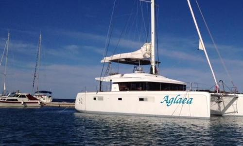 Image of Lagoon 52 for sale in Italy for €795,000 (£685,552) Sardinia, Italy