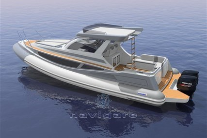 Famic Marine PACIFIC 36 FLY for sale in Italy for €229,703 (£196,765)