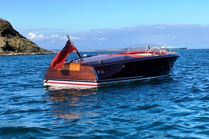 18ft CHRIS CRAFT RIVIERA SPORTS BOAT for sale in United Kingdom for £35,000