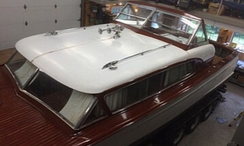 Image of Chris-Craft Constellation 34 for sale in United States of America for $49,900 (£36,246) Pequot Lakes, Minnesota, United States of America