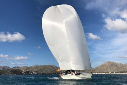 Nautor's Swan 441 for sale in Spain for €139,000 (£120,676)